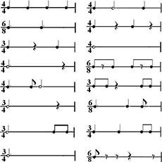 Solfeggio ritmico